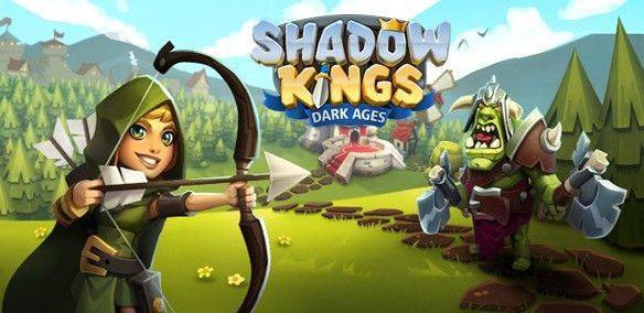 Shadow Kings: Dark Ages games