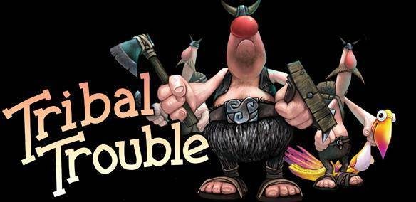 Tribal Trouble 2 is a FREE cartoon style 3D