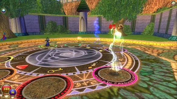 Wizard101 Games